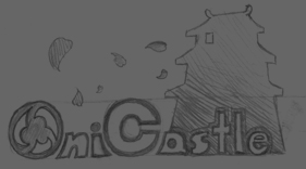 Oni Castle- Logo