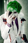 The Joker - The Dark Knight Returns cosplay