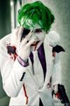 The Joker - The Dark Knight Returns cosplay