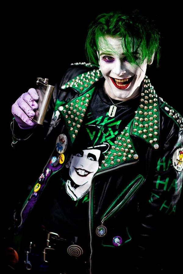 Punk Joker by smile-xvillainco on DeviantArt