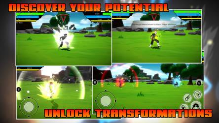 The Final Power Level Warrior - Transformaions