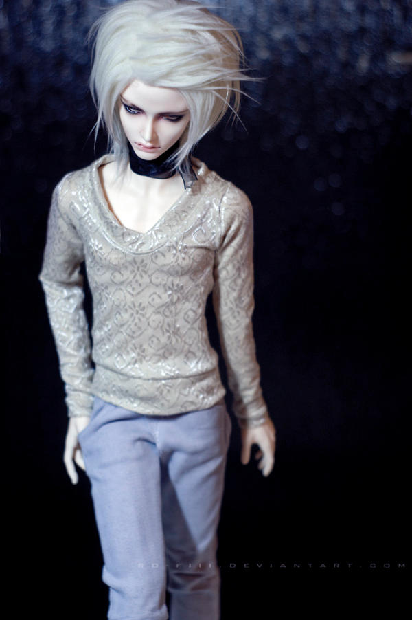 The Model by so-fiii