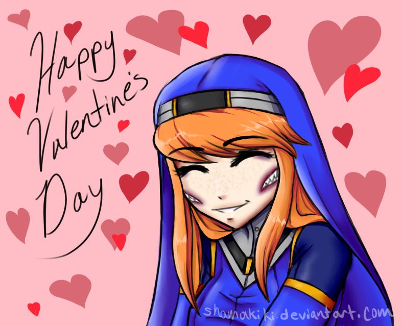 Valentine's Day by shamakiki
