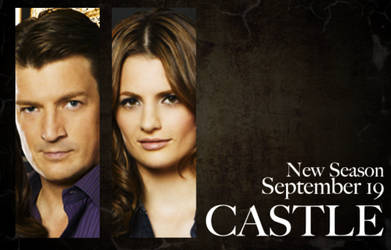 Castle - New Season by christiehawkso22