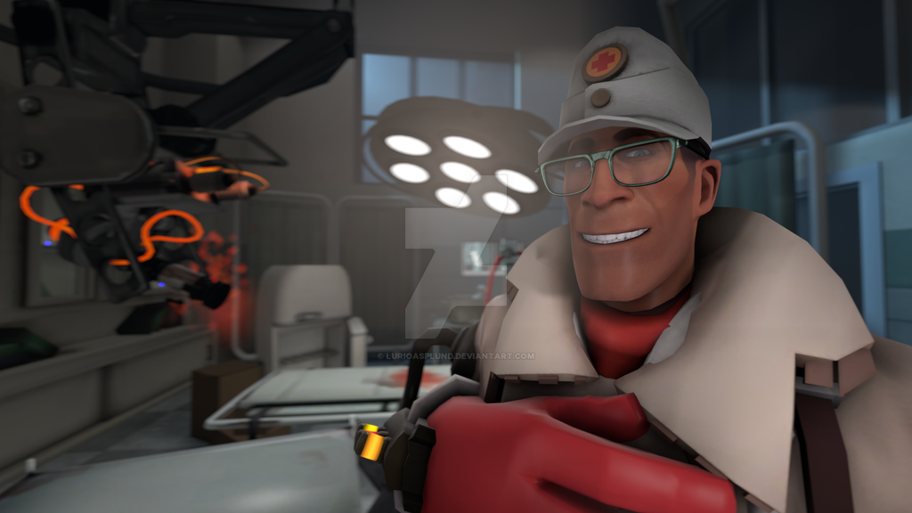 [SFM] New patient by LurioAsplund