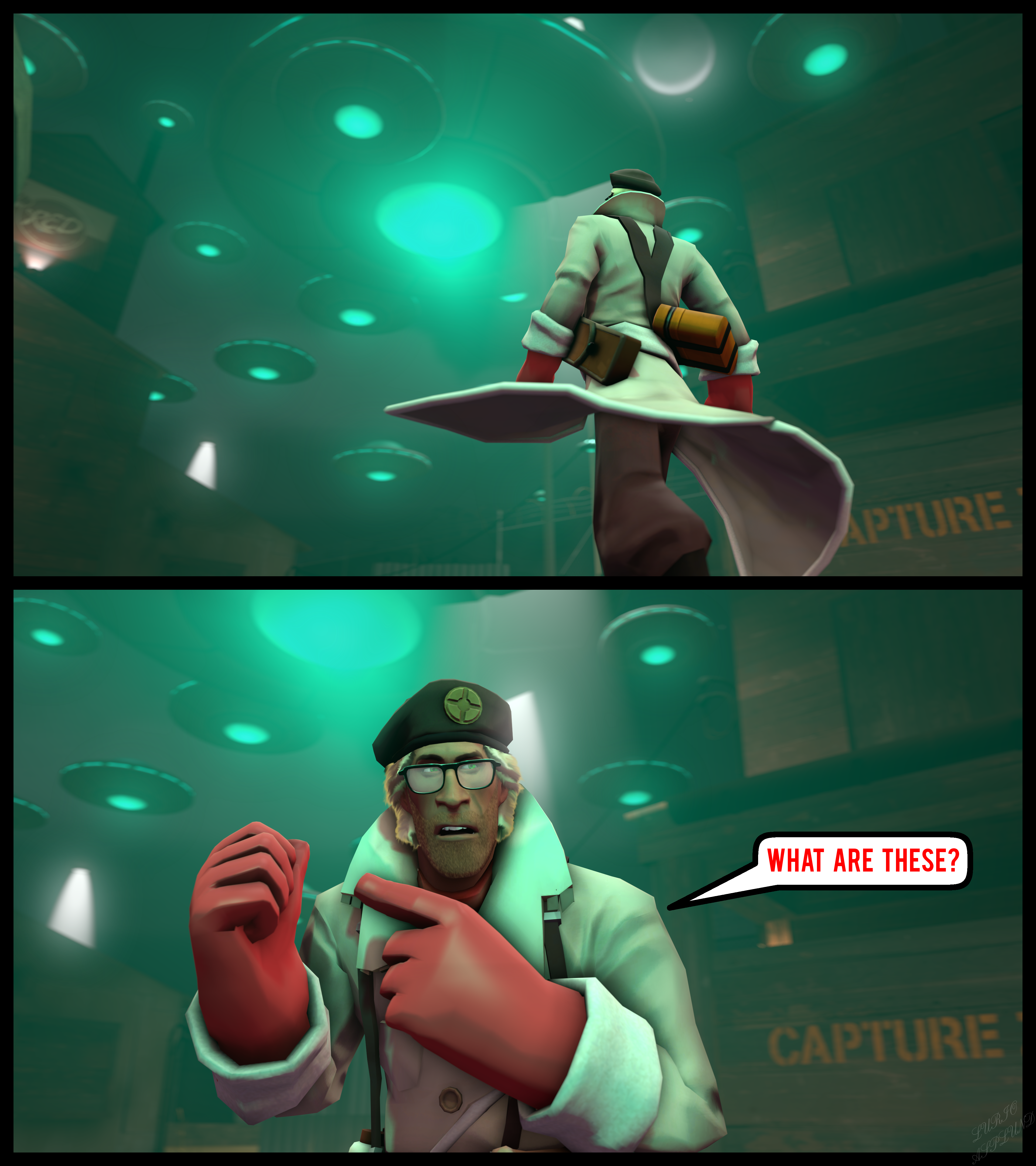 sfm comics invasion by lurioasplund on deviantart