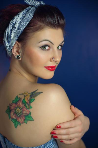 Tattoo by lesyakikh