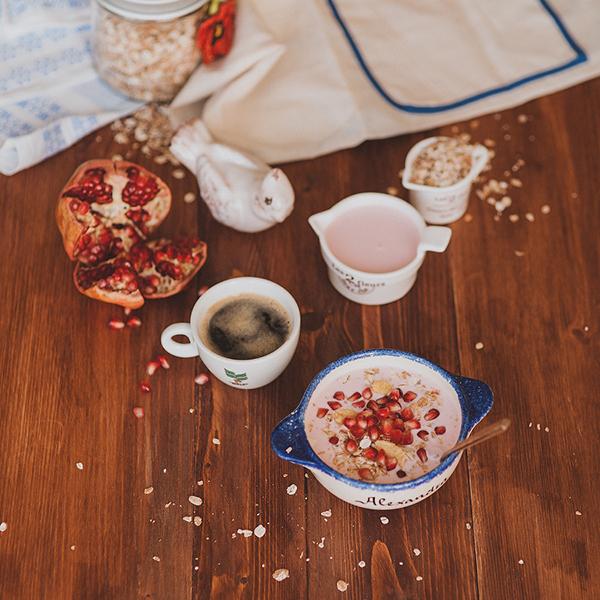 breakfast by lesyakikh