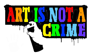 Art Is Not A Crime COLORED by thoughtless4ever