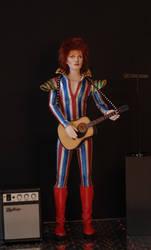 Ziggy played guitar..... by dollsbydell