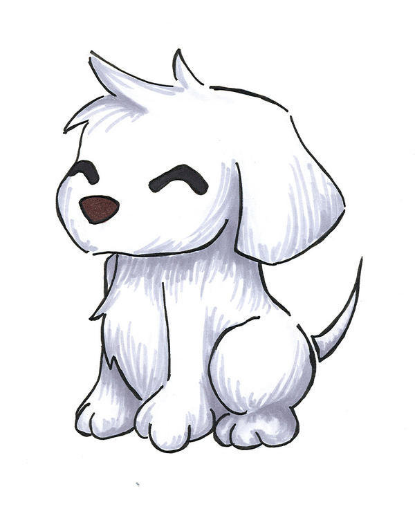 Cuuuuuute Puppy By Yamibaku On DeviantArt