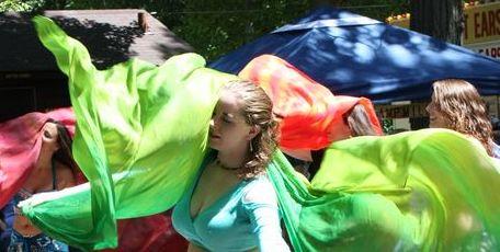 Veil Dance by GreaneGoblin