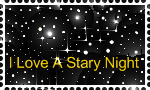 I love a starry night stamp by DarkwingFan