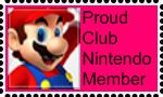 Club Nintendo Member stamp by DarkwingFan