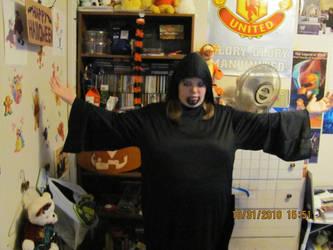 Me as the Undertaker 1999 by OldSchoolDegrassi