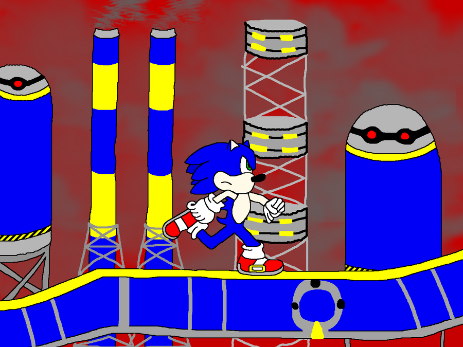 Run through chemical plant zone by darkwingfan on deviantart for Zona 5 mobilia no club download