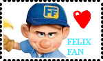 Felix fan Stamp by DarkwingFan