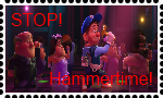 Stop, Hammer-Time Stamp by DarkwingFan
