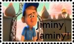 Jiminy Jaminy stamp by DarkwingFan