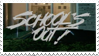 Degrassi's School's Out Stamp by DarkwingFan