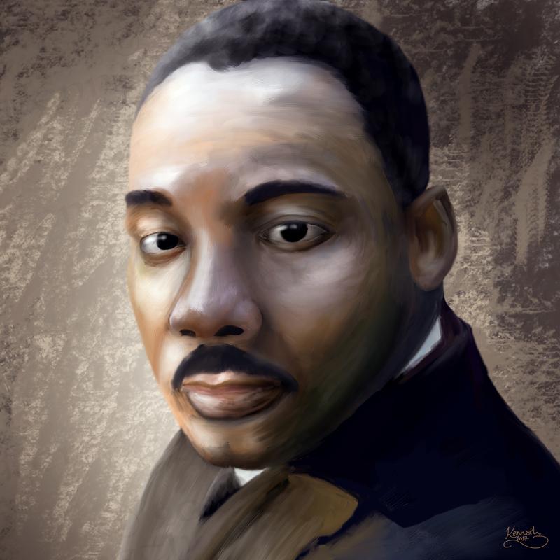 MLK by AltaraTheDark