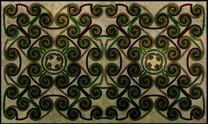 Unseelie Spirals