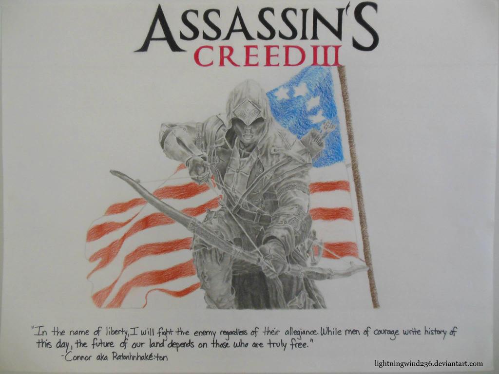 ratonhnhaketon assassins creed 3 - photo #10