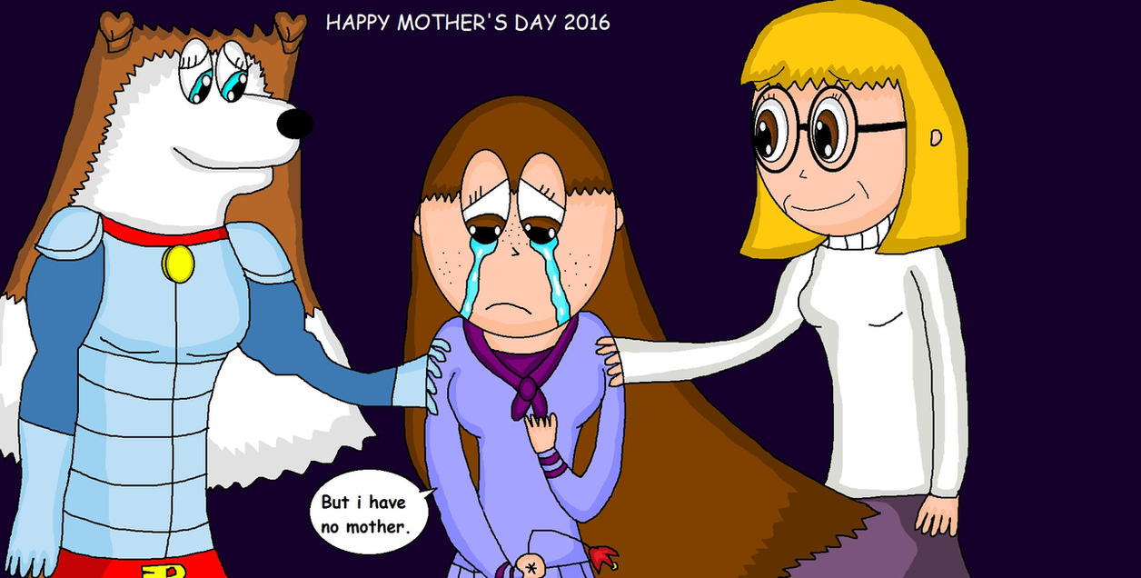 Happy Mother's Day 2016 by tillamillasilla