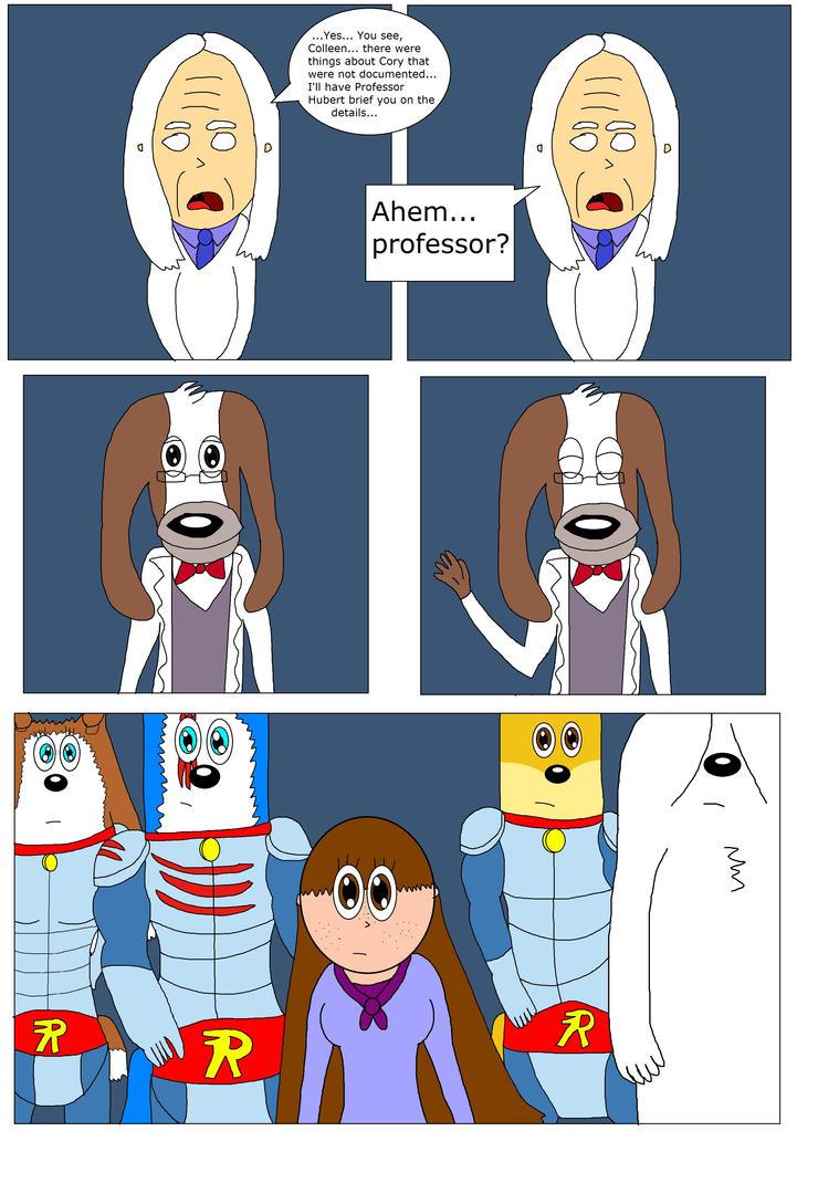 The Sixth Rover [Comic] part 229  by tillamillasilla