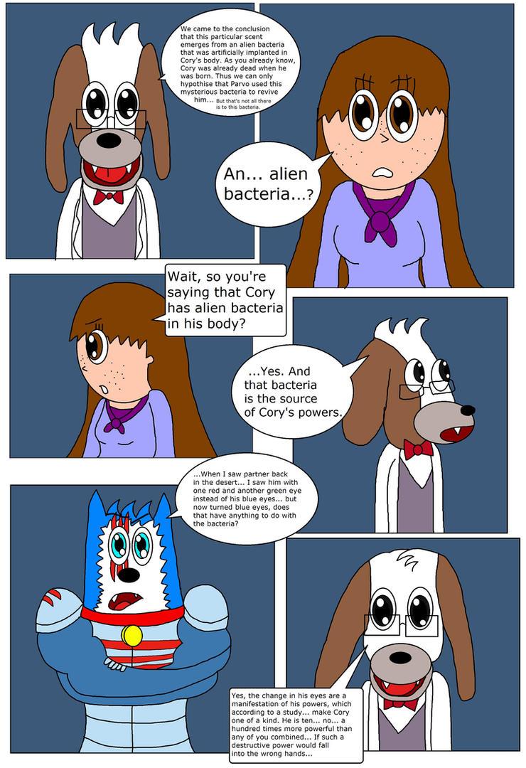 The Sixth Rover [Comic] part 231 by tillamillasilla