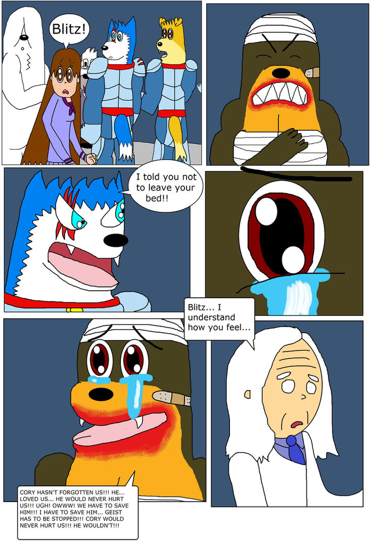 The Sixth Rover [comic] part 233 by tillamillasilla