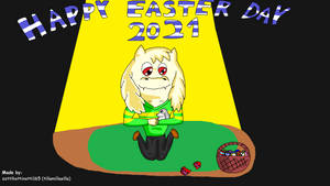 Happy Easter Day 2021 by tillamillasilla