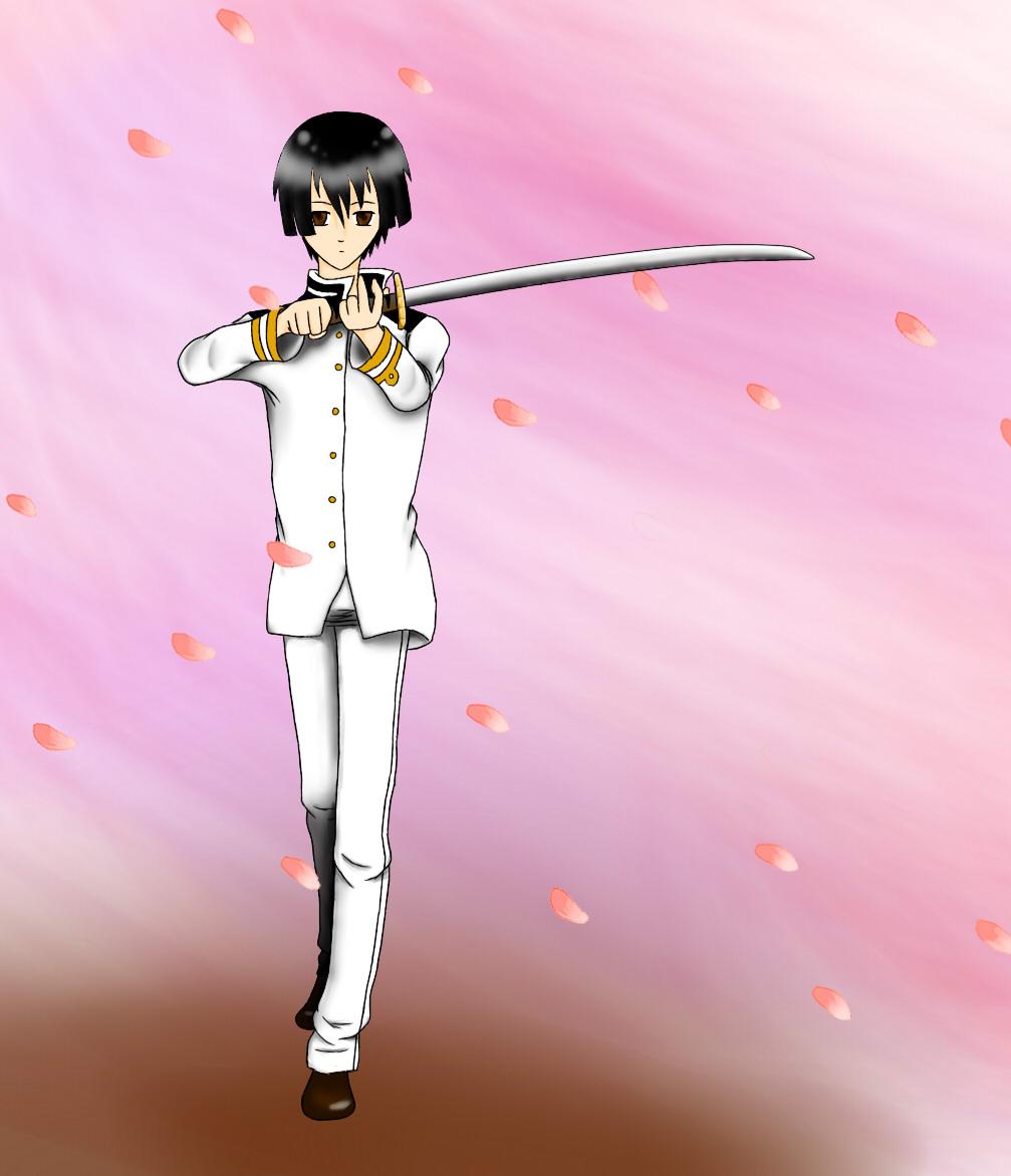 Sakura by magickitt
