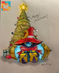 Merry Christmas~ by 7anbuKakashi