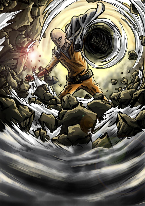 One-Punch Man - Saitama by Isural on DeviantArt