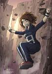 Uraraka - My Hero Academia