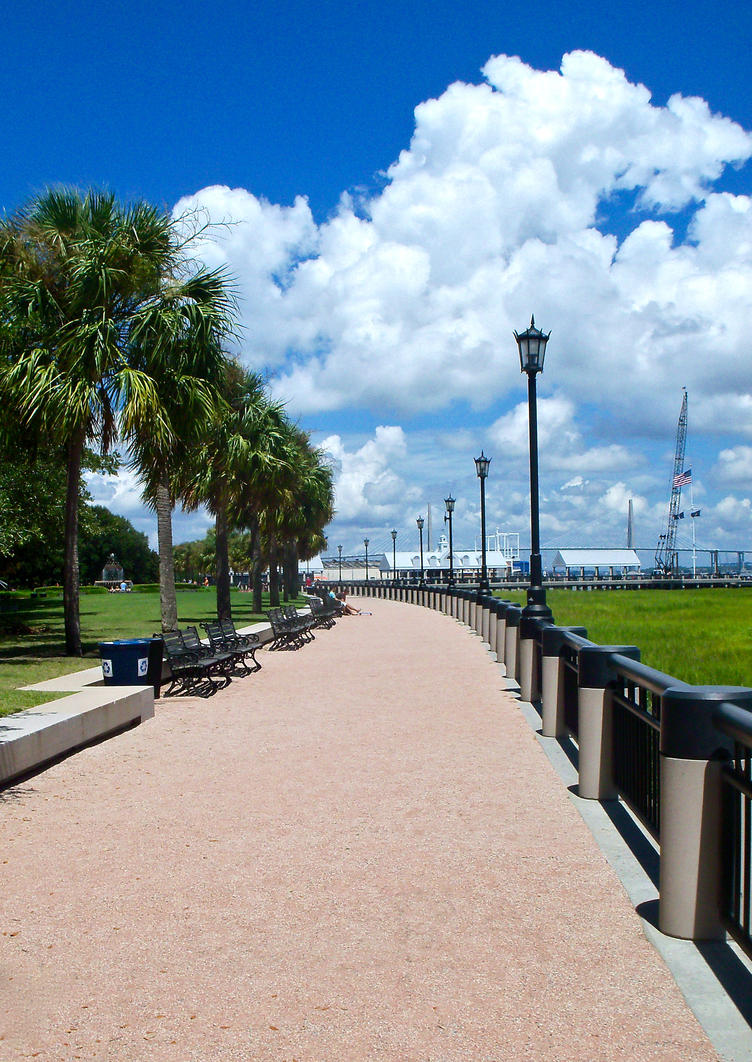 Charleston Coast by MsKiraJ