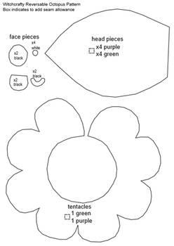 Reversable Octopus Pattern