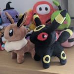 Umbreon Plush + Free Pattern