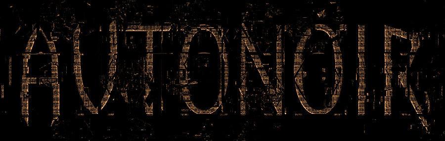 Autonoir Title