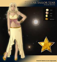 Stellar Sailor Izar (Stardust Senshi)