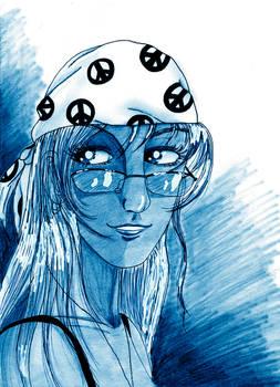 Tranka blue