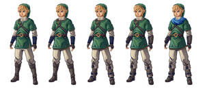 Link: Standard Tunic Concepts