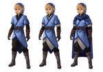Link: Ice Tunic Concepts