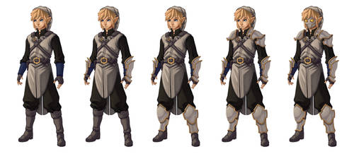 Link: Time Tunic Concepts