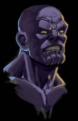 Thanos Speedpaint