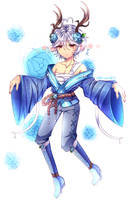 [Com] Blue Boy by Ina-a