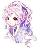 [Com] Am I cute? by Ina-a