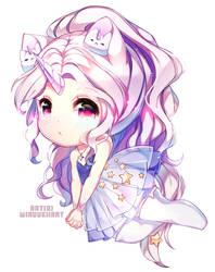 [Com] Am I cute?