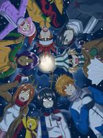 .::A Bleach Christmas by evilkuroneko